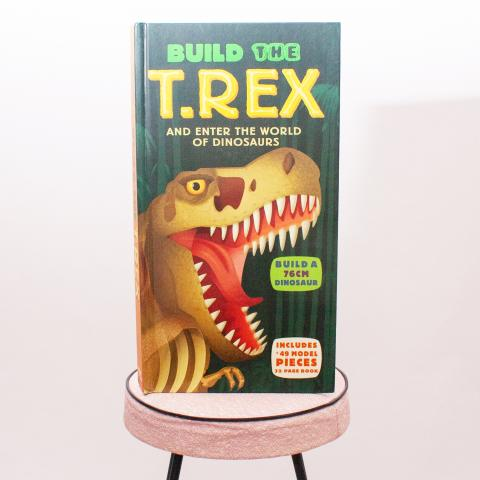 """Build The T.Rex """"Brand New"""""""