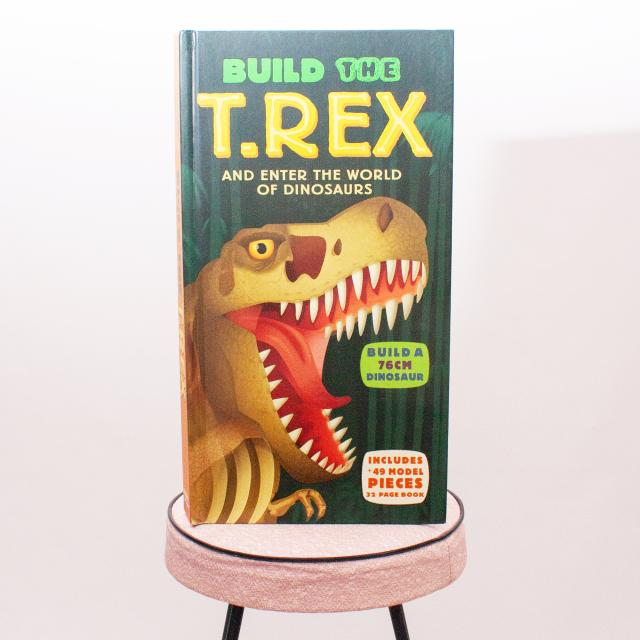 "Build The T.Rex ""Brand New"""