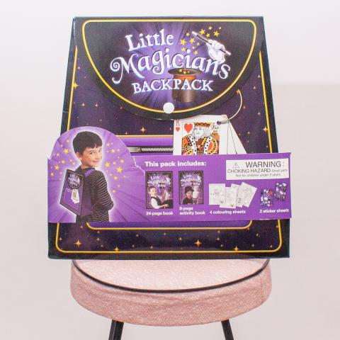 """Little Magicians Backpack """"Brand New"""""""