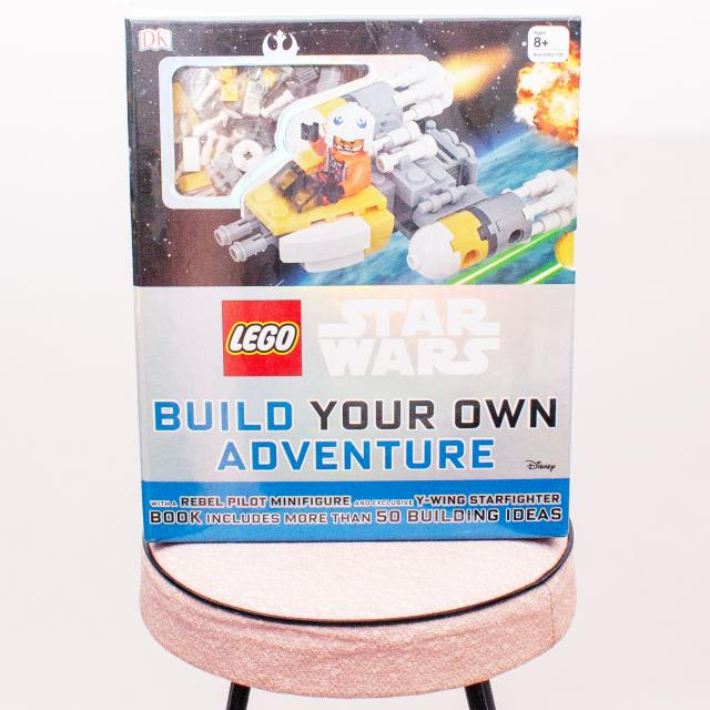 "Lego Star Wars Build Your Own Adventure ""Brand New"""