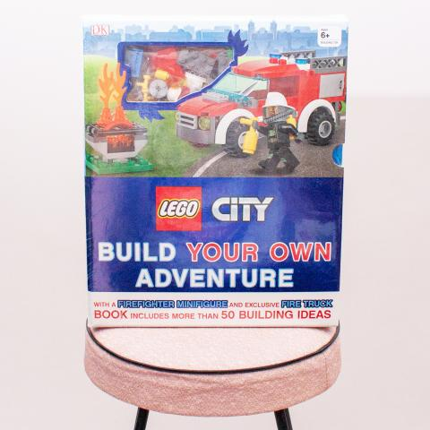 """Lego City Build Your Own Adventure """"Brand New"""""""