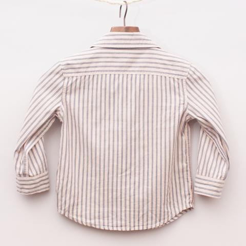 Cotton On Striped Shirt