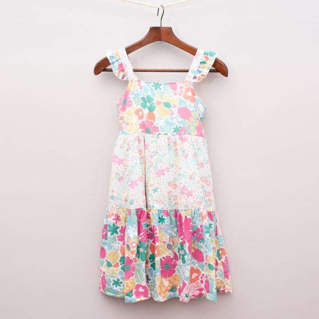 Charlie & Me Floral Dress