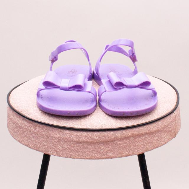 Gap Bow Sandals - UK 10 (Age 4 Approx.)