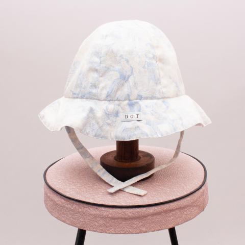 D.O.T Patterned Hat
