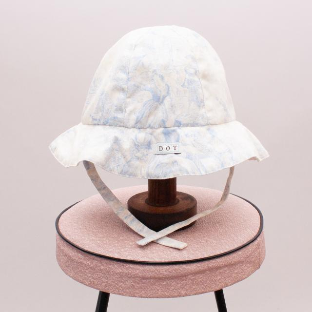 D.O.T Patterned Hat