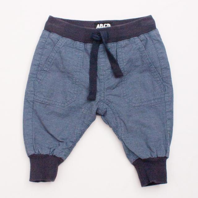 ABCD Blue Pants