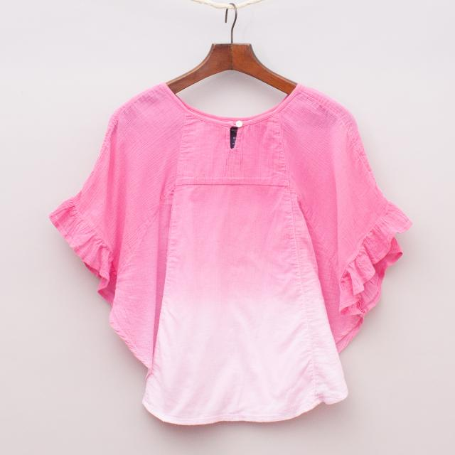 Gap Ombre Blouse