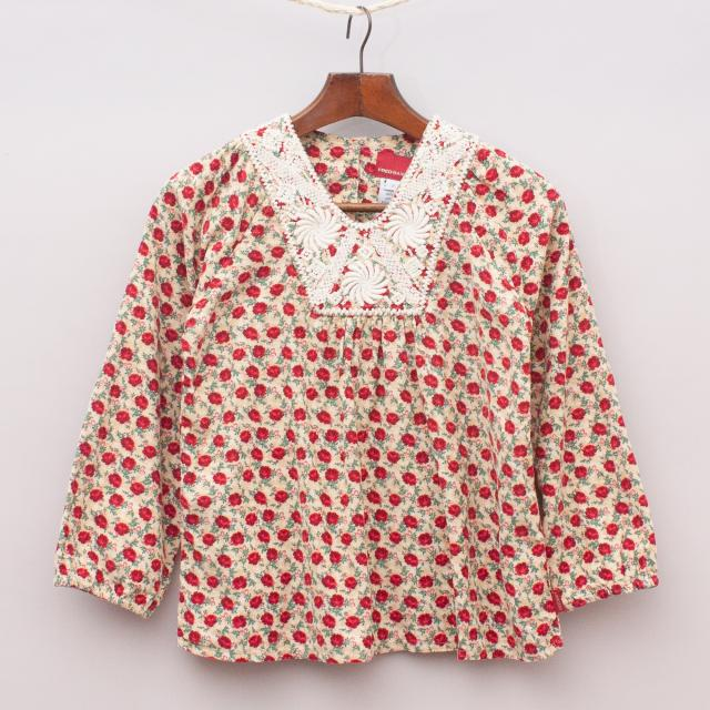 Fred Bare Rose Shirt