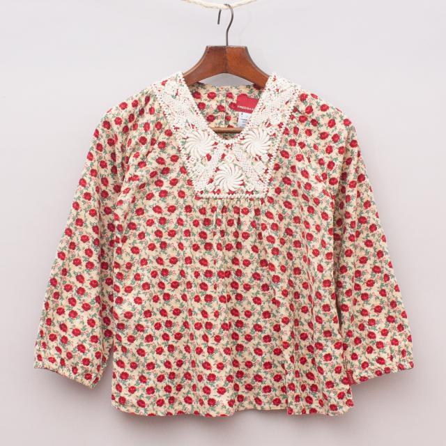 Fred Bare Rose Shirt