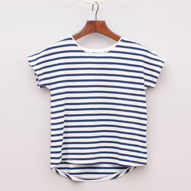 Country Road Striped T-Shirt