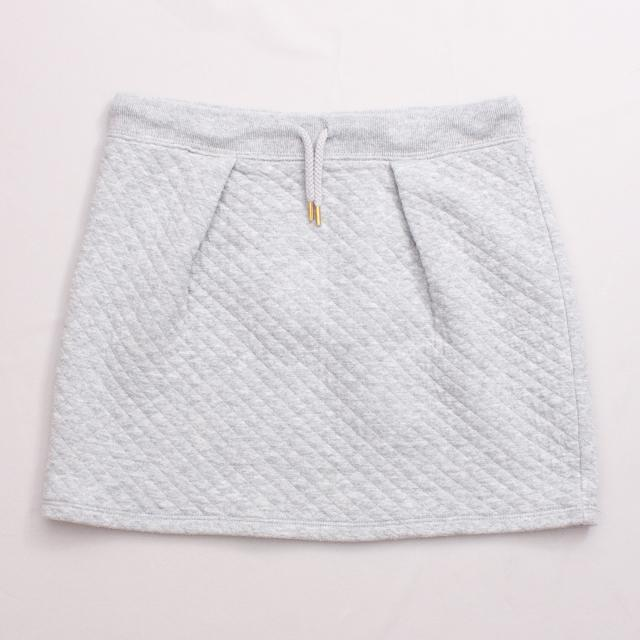 Country Road Quilted Skirt
