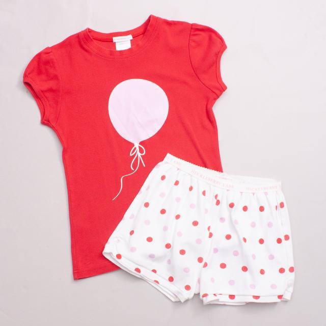 Huckleberry Lane Balloon Pyjamas