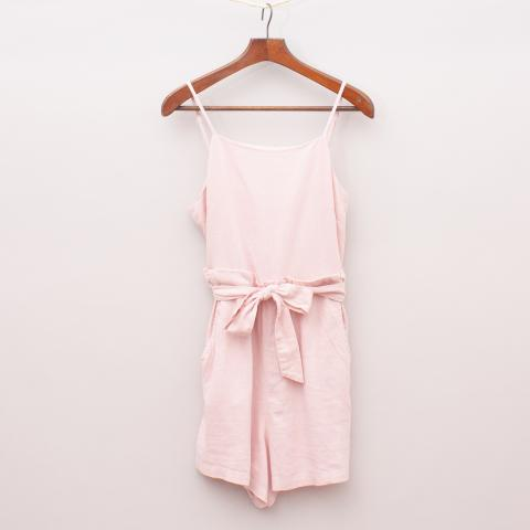 Seed Linen Playsuit