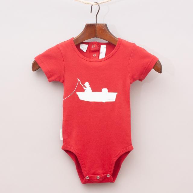 Sooki Baby Boat Romper