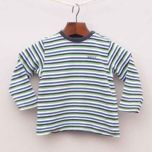 Gant Striped Long Sleeve
