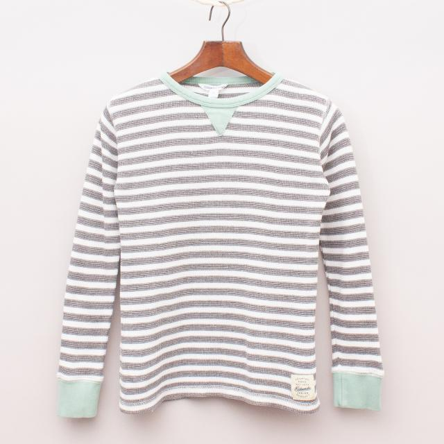 Country Road Striped Jumper
