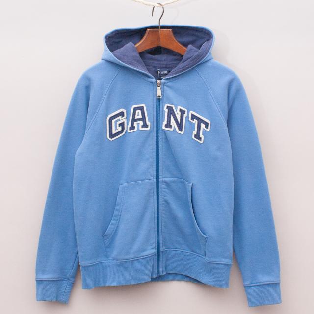 Gant Hooded Jumper