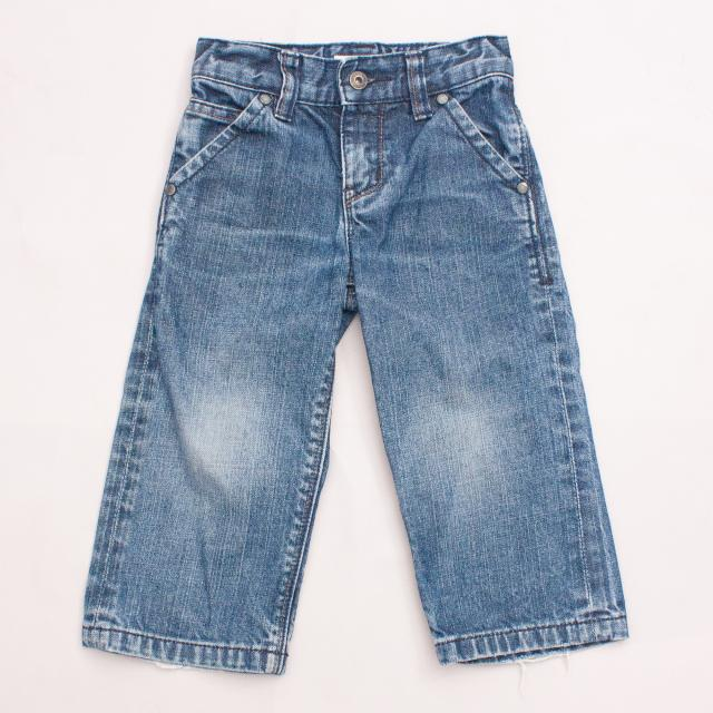 Cotton On Distressed Jeans