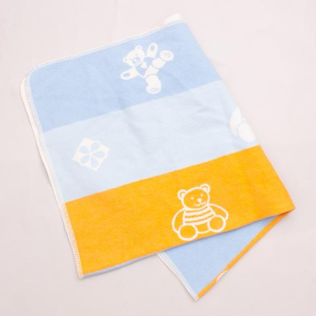 David Fussenegger Baby Blanket - 67cm x 80cm