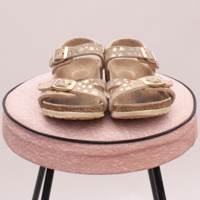 Birkenstock Star Sandals - EU 24 (Age 1-2yrs Approx.)