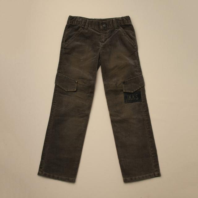 Dark Grey Denim Jeans