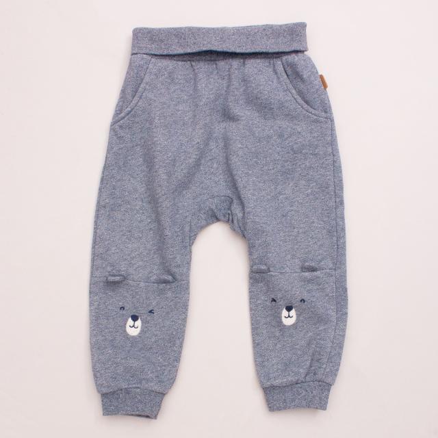 Sprout Blue Tracksuit Pants