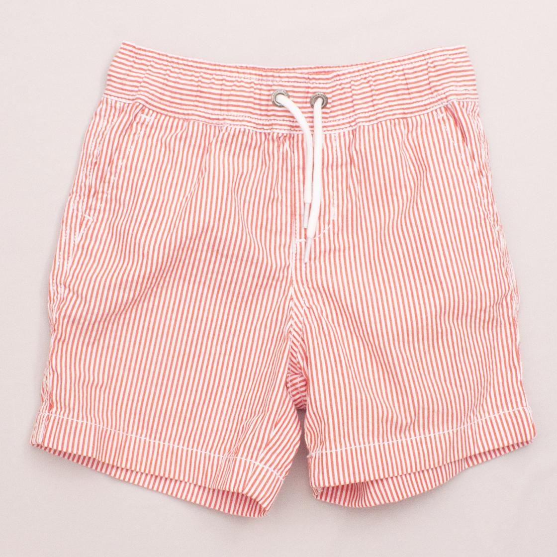 Country Road Striped Shorts