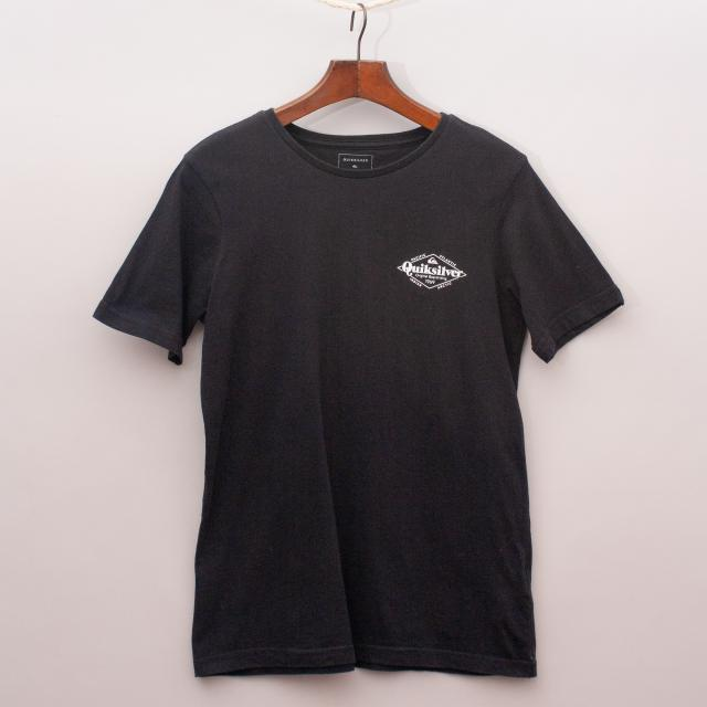 Quiksilver Black T-Shirt