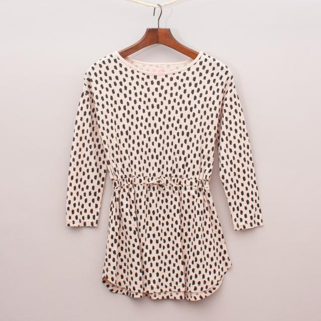 Cotton On Spotted Dress
