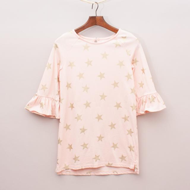 Cotton On Star Dress