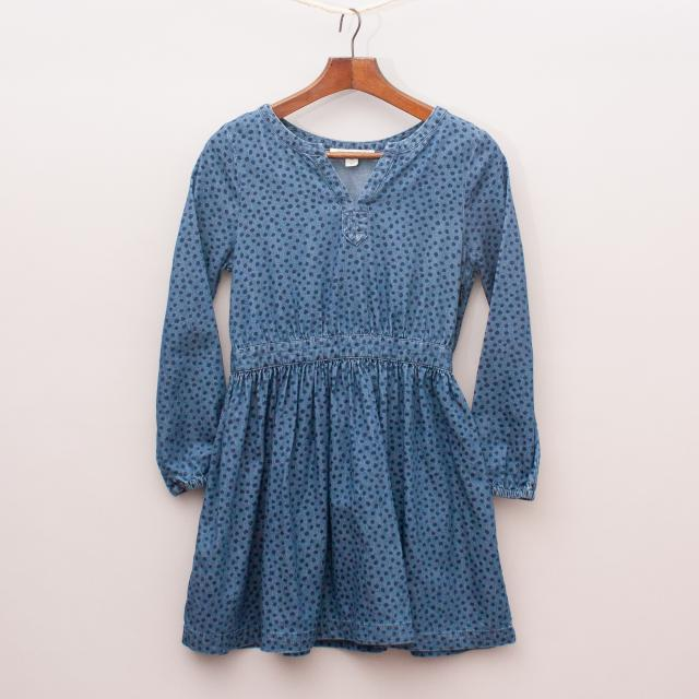 Country Road Spotted Dress