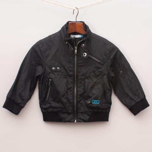 Run Scotty Run Black Jacket