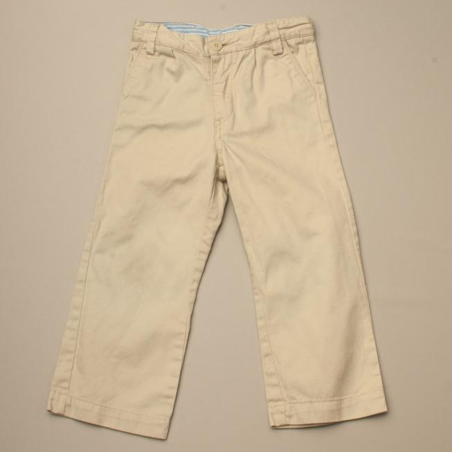 Light Beige Trousers