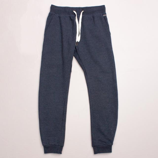 Indie Charcoal Tracksuit Pants