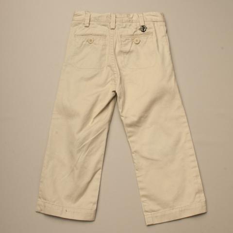 Light Beige Trousers