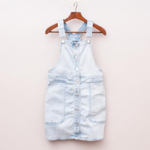Seed Denim Dress