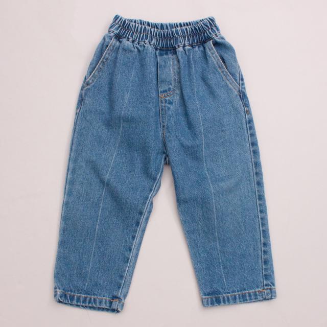 Mini Seven Denim Pants
