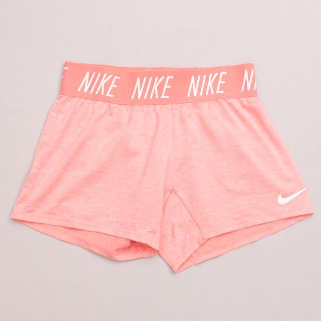 Nike Pink Running Shorts
