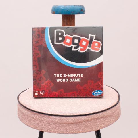 "Mini Boggle - The 2-Minute Word Game ""Brand New"""
