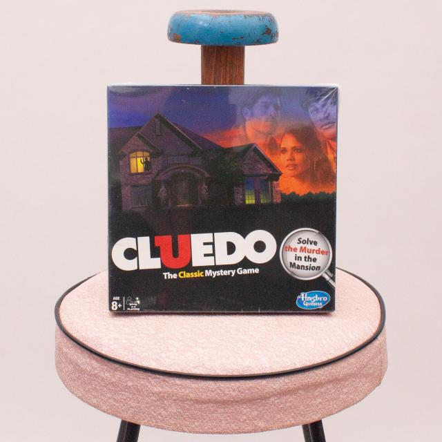 "Mini Cluedo - The Classic Mystery Game ""Brand New"""