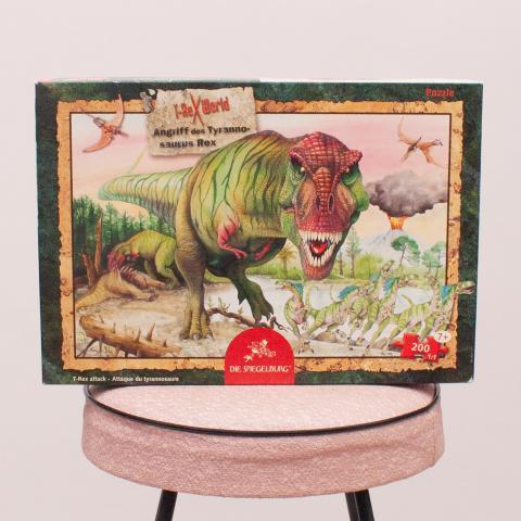 T-Rex World 200 Piece Puzzle