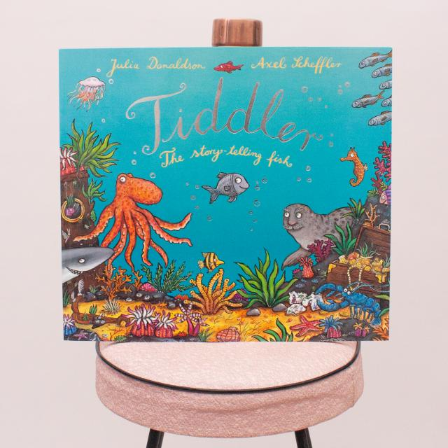 """Tiddler - The Story Telling Fish """"Brand New"""""""
