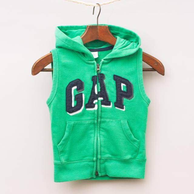 Gap Green Vest