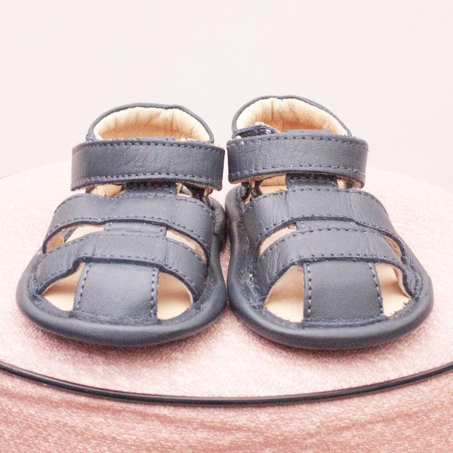 "Old Soles Leather Sandals  - Age 6-9 Mths ""Brand New"""