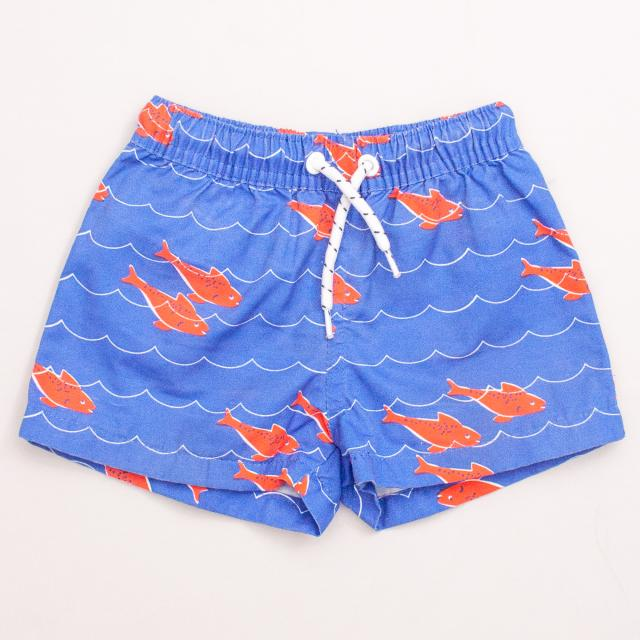 Seed Fish Board Shorts