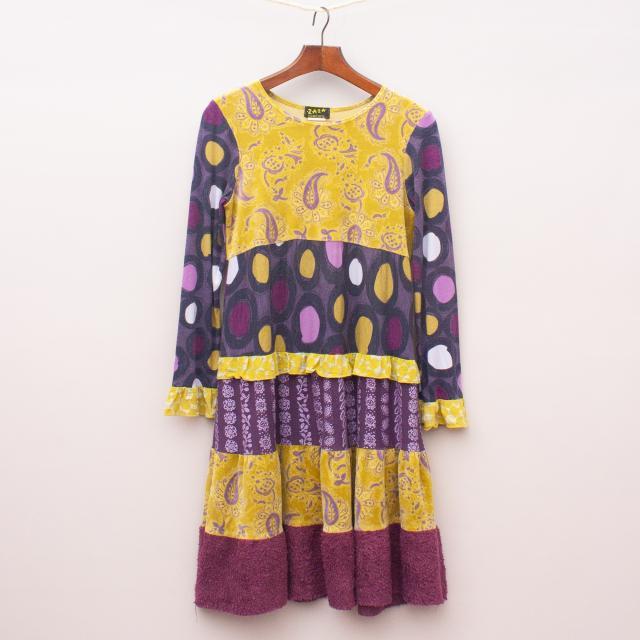 ZaZa Couture Detailed Dress