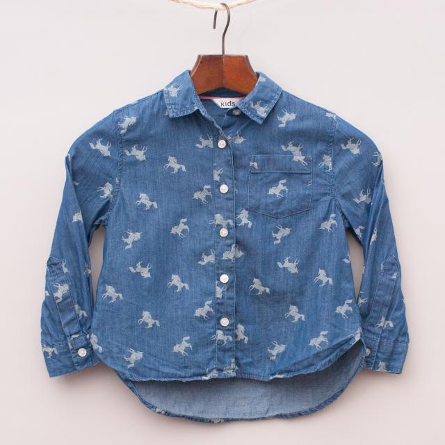 M&S Horse Shirt