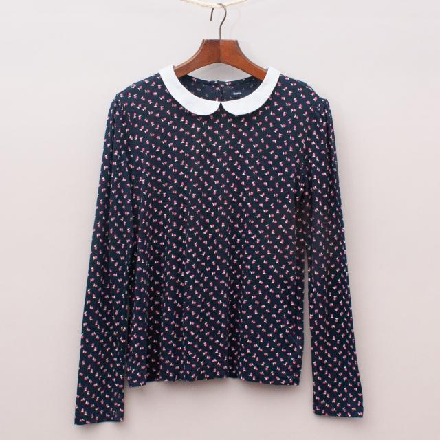 Gap Heart Long Sleeve