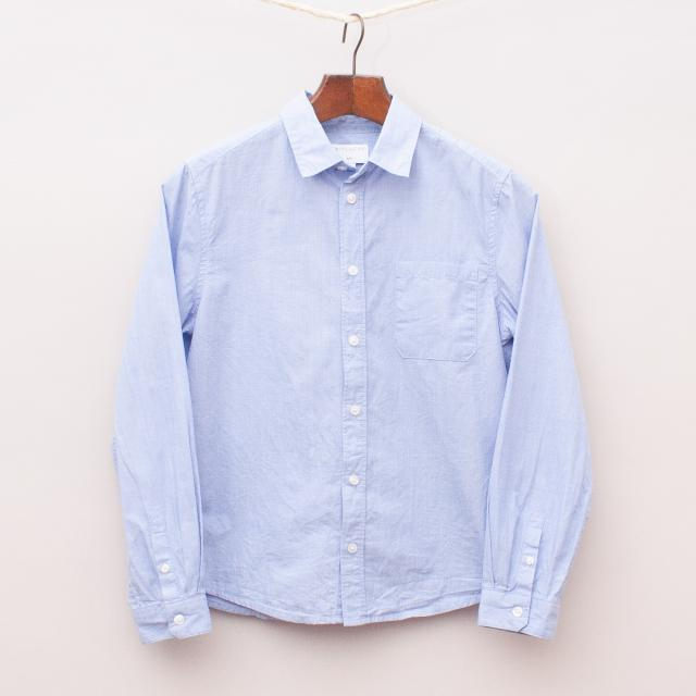 Witchery Blue Shirt